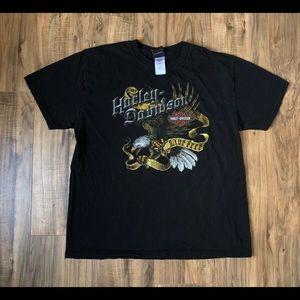 Harley Davidson Grand Rapids Michigan Shirt XL